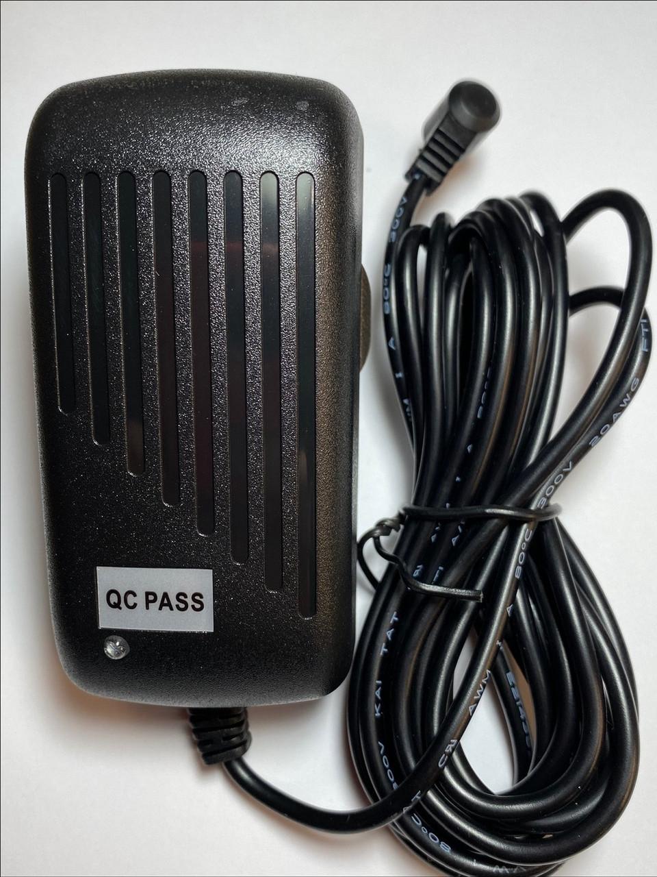 12V YAMAHA PSR-225 PSR-640 PSS-35 KEYBOARD AC ADAPTOR POWER SUPPLY CHARGER PLUG