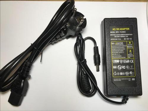 36V 2A 36.0V 2000mA Desktop AC-DC Switching Adaptor Power Supply 5.5mm EU PLUG