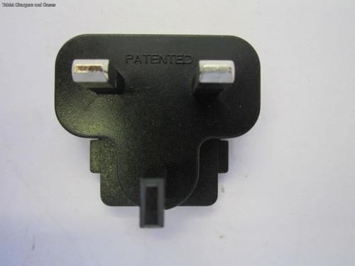 UK SLIDE PLUG ATTACHMENT FOR TEN PAO S008CM0550060 5.5V AC ADAPTOR POWER SUPPLY