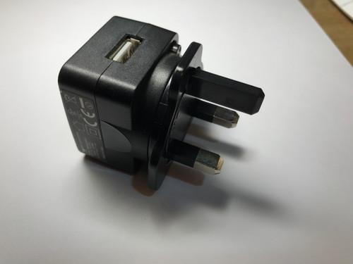 Genuine ARCHOS 60 Platinum 5.0V 1.0A USB Charger Adaptor model HNB050100X