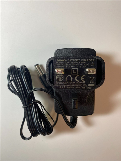 Replacement for Bosch Athlet 25.2v model AC/DC 30V Adaptor / Charger 12006118