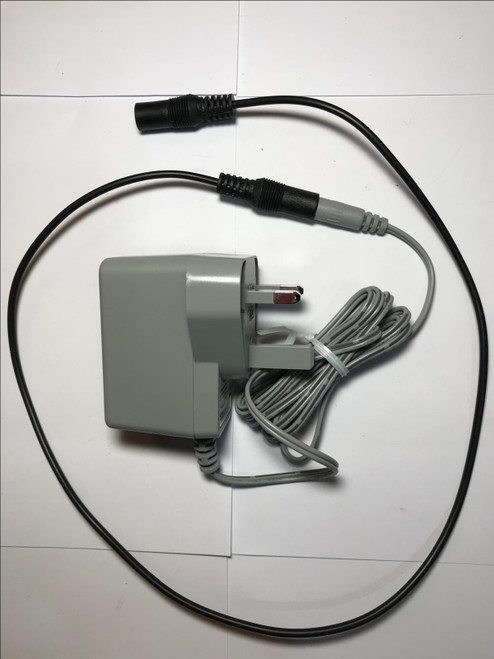 Replacement for 12V 300mA DC JTET12300BS AC Adaptor Power Supply (Female Hole)