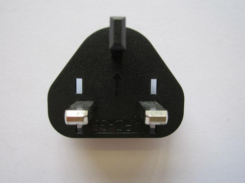 UK Slide Attachment Plug Piece for Yamaha PA-150B PSU AC-DC Adaptor Power Supply