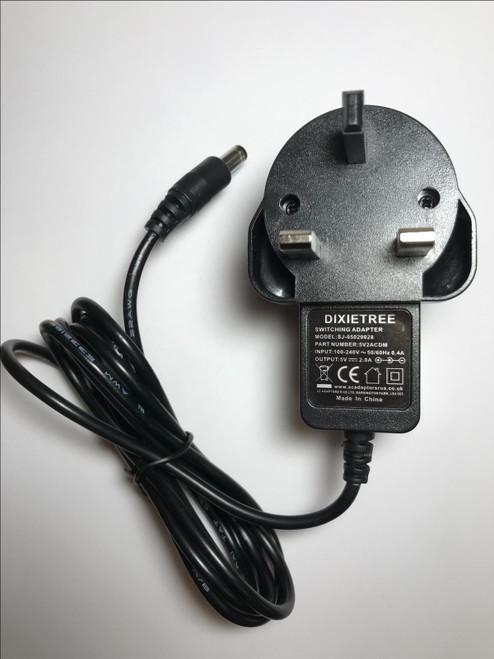 045FEO BROADBAND 2.4Ghz Wireless ADSL2+ROUTER HUAWEI ECHOL LIFE HG521 5V AC ADAPTOR UK