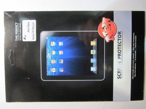 """High Quality Screen Protector for Archos 70 Titanium 7"""" Tablet"""