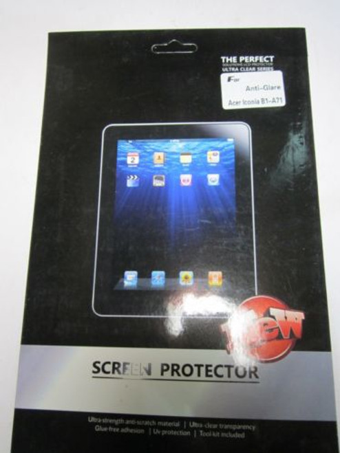 High Quality Clear Screen Protector for Acer Iconia Tab B1-A71 Tablet