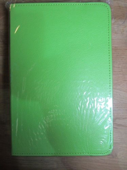"""7"""" Green PU Leather Multi Angle Stand Carry Case for Android Touchscreen Tablet"""