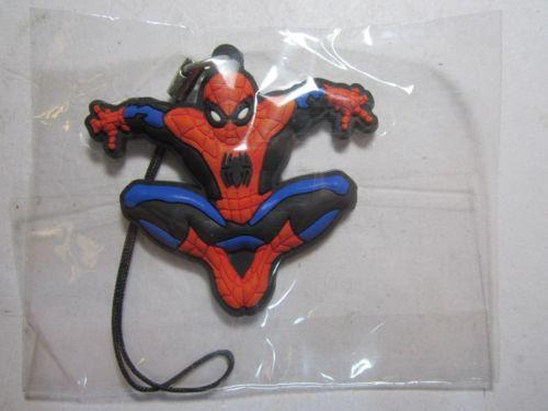 BIP Holland BV 1111 Jumping Spiderman Phone / Bag Charm Keyring Key Ring