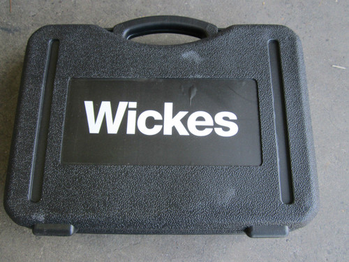 Original Carry Case for WICKES LI-ION CORDLESS DRILL 10.8V 1.3AH 141086