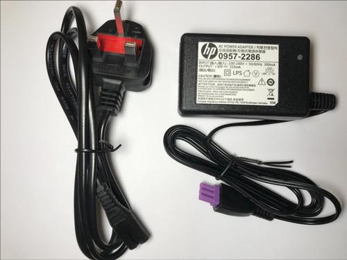 HP 0957-2286 AC-DC Power Supply Adapter 30V 333mA for HP Deskjet 1050