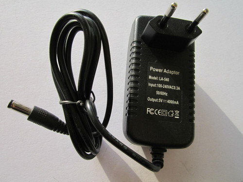 EU 5V 2.5A 3A 3.5A 4A AC-DC Switching Adaptor Power Supply 5.5mm x 2.1mm 5.5x2.1
