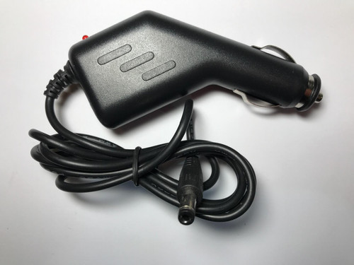 Argos Value Pink Portable DVD Player 12V-9V Car Charger Power Supply Adaptor