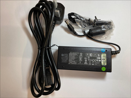 12V 3A AC-DC Adaptor Power Supply for TV RS-300/120-S336 with UK Lead