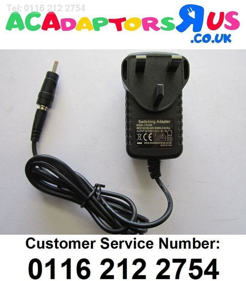 7.5V AC Adaptor Charger Power Supply OH-075V0500T Philips DAB Radio AE5200/05