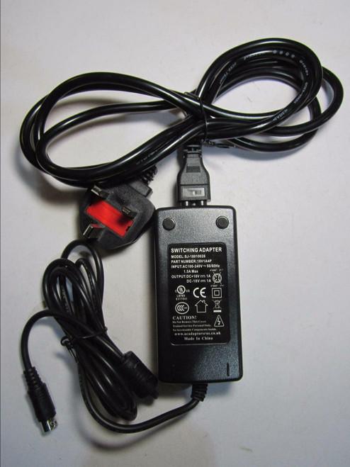 Replacement for 18V 1A AC Adaptor PSM36W-208 P/N 309612-001 S/N P83636395A1