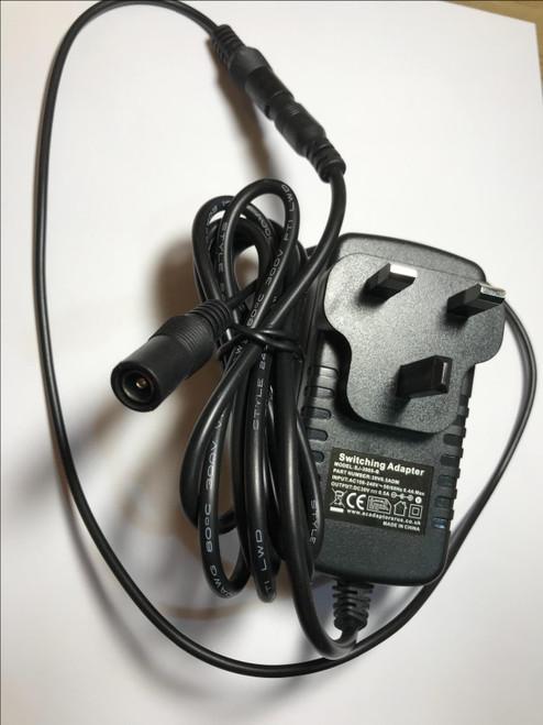 Replacement for JT-DC31V3.6W-E Power Supply 31V 3.6W AC Adaptor - CONSTANT LIGHT