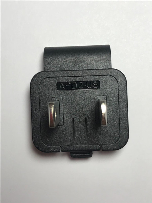 USA Slide Attachment Plug for APD Asian Power Devices 5V 3A WA-15I05R APD2-US