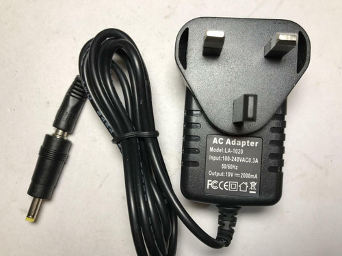 10V 2A Switching Adapter Power Supply 4 Philips Fidelio DS3205/05 Docking Station