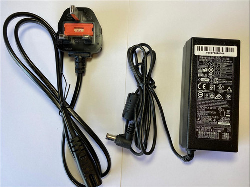 Replacement for 19V 2.53A 48W LG AC Adapter DA-48G19 for LG 32LH570B