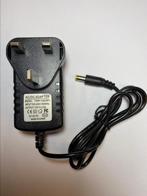 UK Replacement 4 10.0V 0.7A KPTEC Switching Adaptor K09S100070B 4 VonHaus LED Lamp