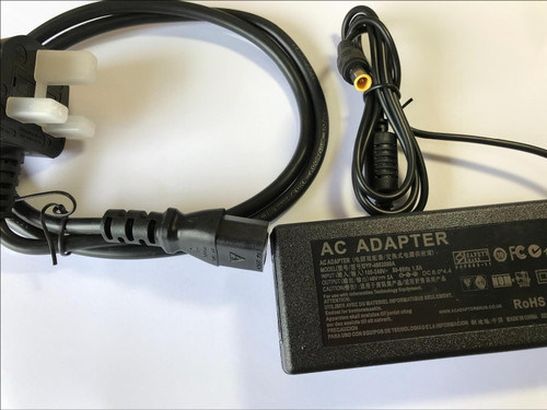 Replacement 48V AC-DC Adapter Power Supply for POE Reolink RLN8-410 NVR CCTV Box
