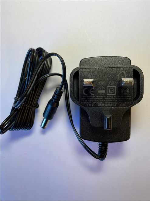 Replacement for 13.3V 0.75A Charger for Shark Cordless HandVac CH950UKT14