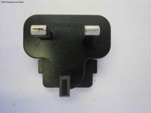UK SLIDE PLUG ATTACHMENT FOR For BOSE S024EM1200180 P/T 298622_003 AC Adaptor