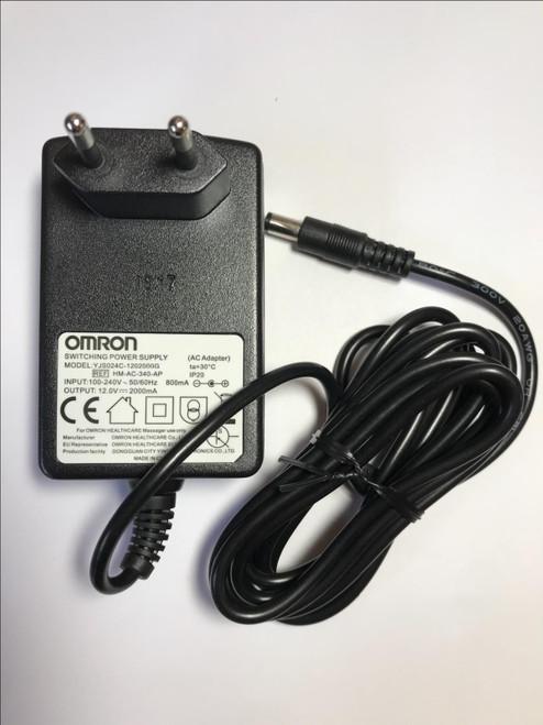 EU 12V MAINS AKAI XR20 BEAT STATION AC-DC Switching Adapter PLUG