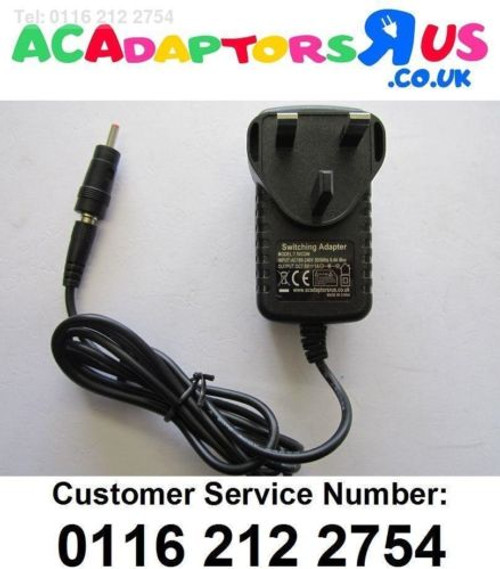 UK REPLACEMENT 7.5V 650mA SSA-5W-09 EU 075065F SIL SWITCHING ADAPTER 06-02785