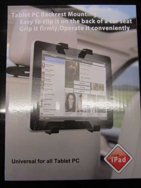 CAR BACK SEAT HEADREST MOUNT HOLDER FOR PIPO M9 Pro 3G Android Tablet