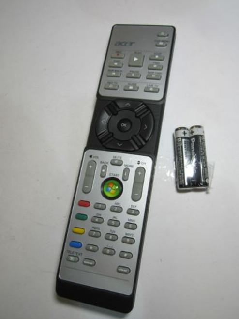 Genuine Original Acer Aspire Media Center Remote Control LZ.20400.007 RC-803V