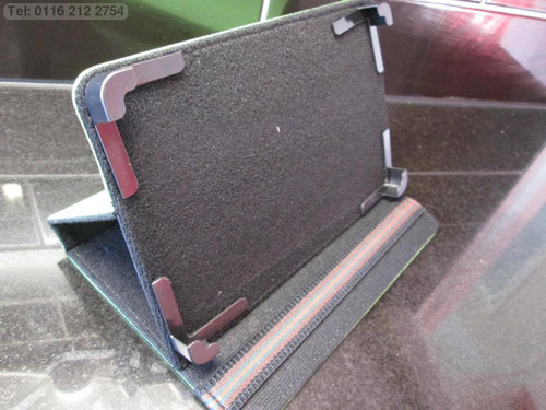 """Green Secure Multi Angle Case/Stand for Asus Memo Pad ME172V 7"""" Android PC"""