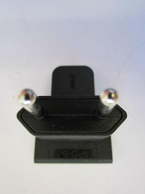 2 Pin Eu European Plug Slide Attachment APD-G-1 for Asian Power Devices Adaptor