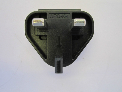 Asian Power Devices APD UK Slide Attachment APD-K-1 for Ac Adaptor Power Supply