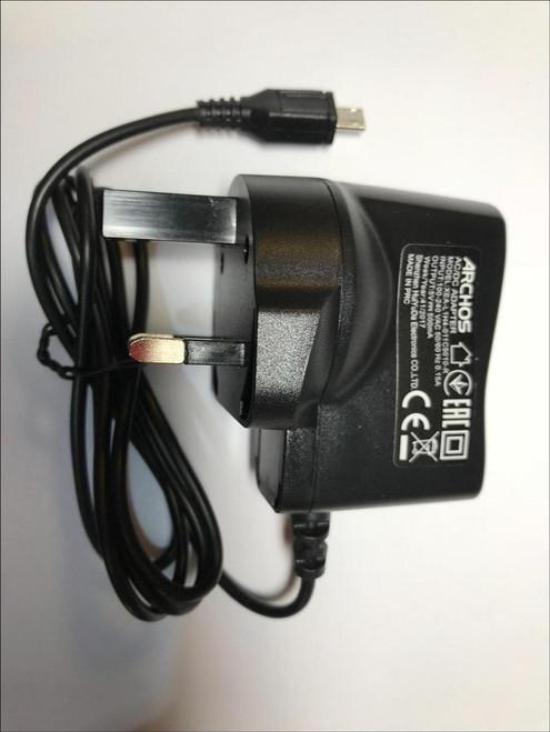 Genuine AC/DC Adapter model XEA-L1H4-011C5010-R 5V 500mA ARCHOS Access 18F Phone