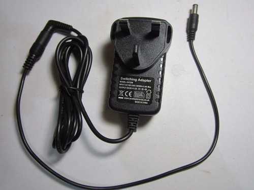 Replacement for 6V DC6V 500mA AC Adaptor for HB-DC6V500 used on Weighing Scales
