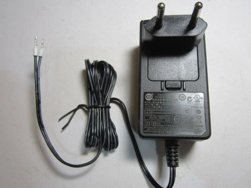 EU 12.0V 12V 1.5A 1500mA AC-DC Switching Power Supply Adaptor 2 Bare End Wires