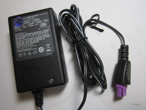 22V 455mA AC Adaptor Power Supply for HP Deskjet 2540 All-in-One Printer series