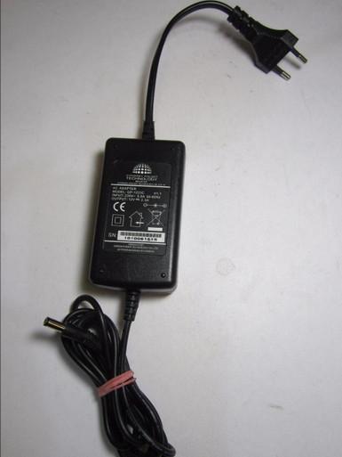 12V AC Adapter Power Netgear WGT624 V4