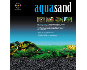 UP-Aqua Sand Black 5kg