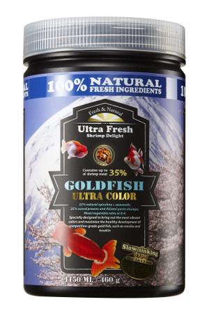 Ultra Fresh Goldfish Ultra Colour 4kg