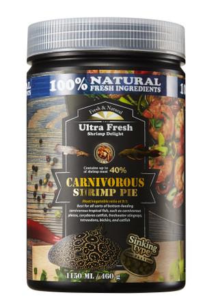 Ultra Fresh Carnivorous Shrimp Pie 4kg