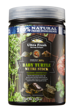 Ultra Baby Turtle Nutri Stick 1150mL
