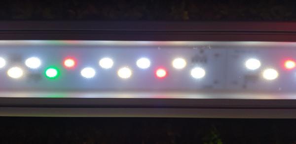 UP-Aqua New Pro LED Light ZX-P 45cm