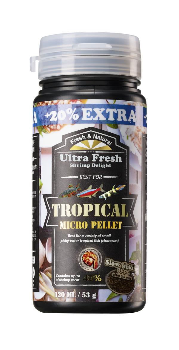 Ultra Fresh Tropical Micro Pellets 4kg