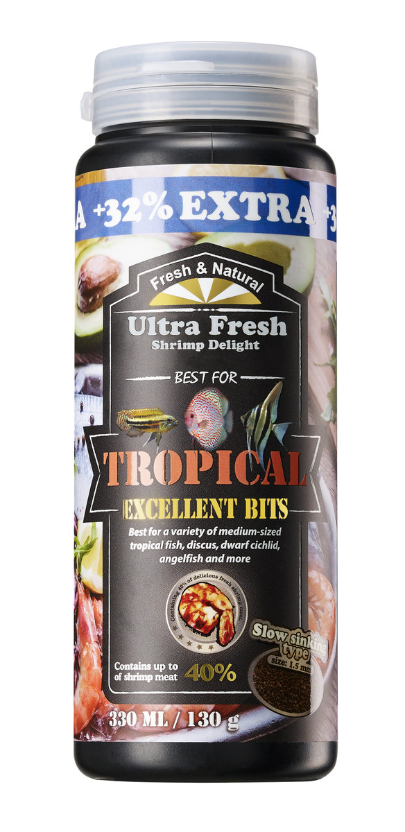 Ultra Fresh Tropical Excellent Bits 330mL