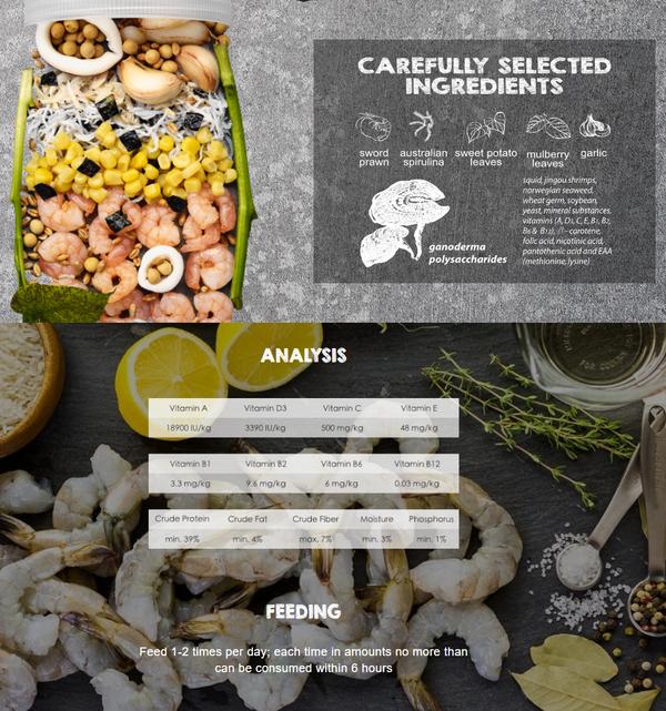 Ultra Fresh Vegetables Shrimp Pie 1150mL