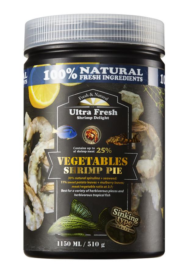 Ultra Fresh Vegetables Shrimp Pie 120mL