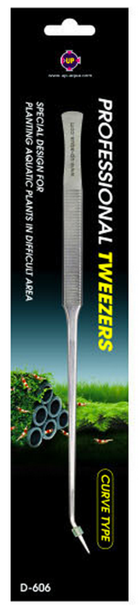 Up-Aqua Curve Tweezers