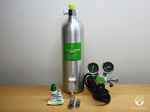 UP-Aqua CO2 System Pack